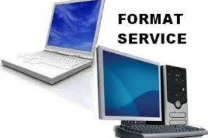 Format Pc